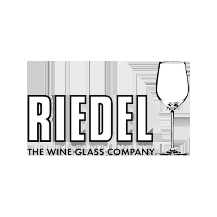 Riedel wine glass brand of choice in Dubai, UAE